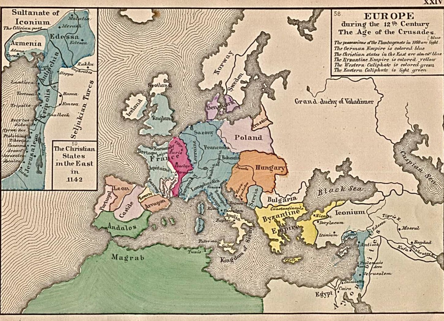 Europe In The Middle Ages Mr Meiners Sixth Grade Social Studies
