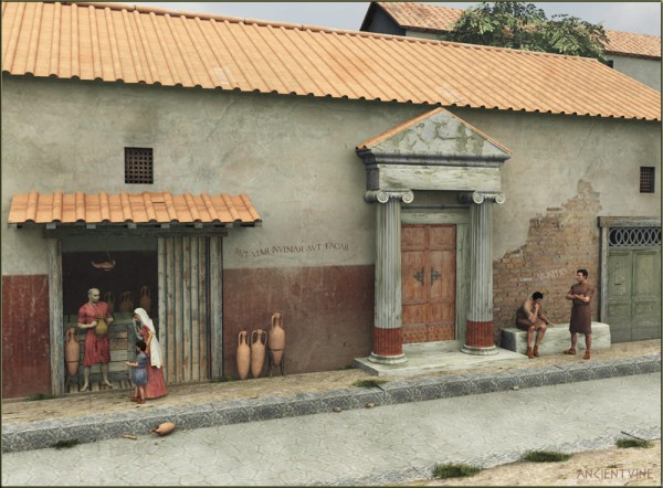 Daily Life in Ancient Roman Cities! | MR. MEINERS SIXTH ...