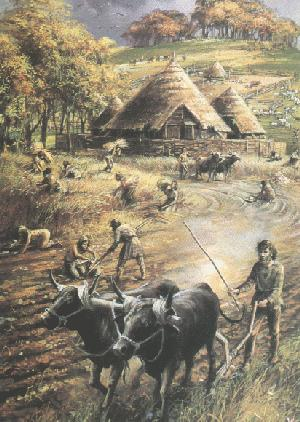 neolithic farming