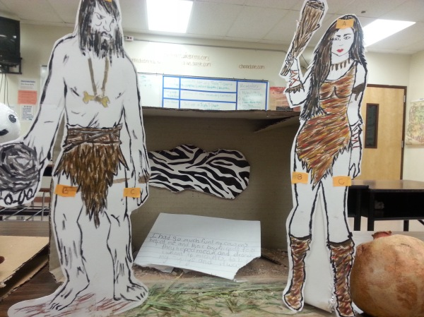 paleolithic man project (12)